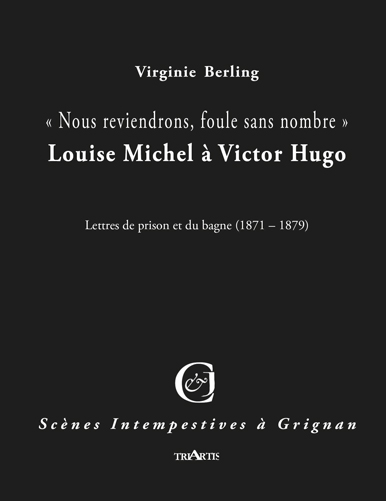 Louise Michel à Victor Hugo
